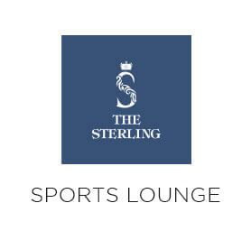 The Sterling Sports Lounge