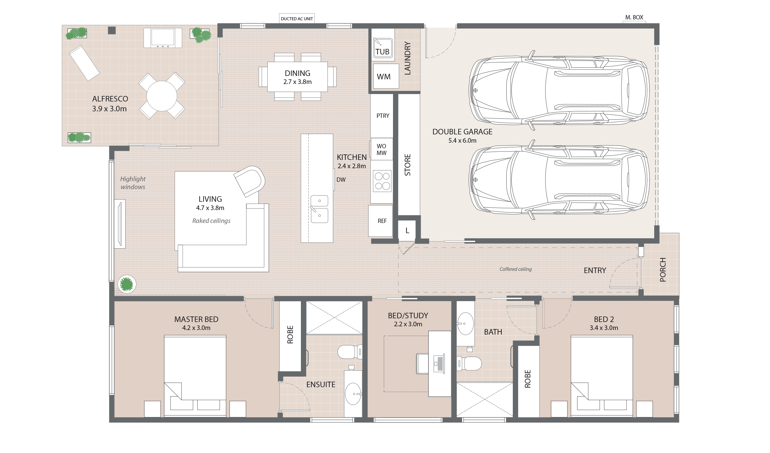 Latitude 103 floorplan