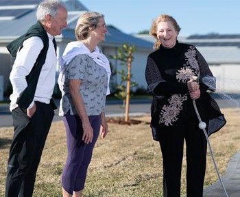 New 'gold class' community revitalising Port Stephens' seniors